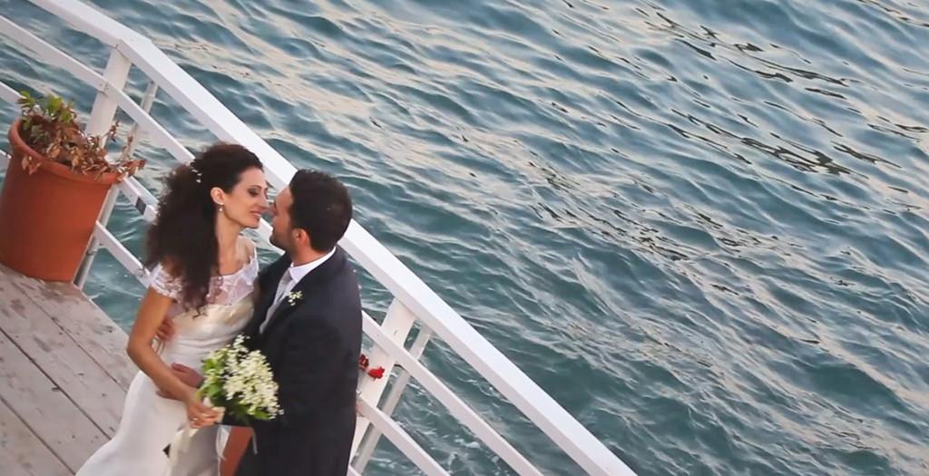 Trailer matrimonio Angelo ed Elena 25 Agosto 2012