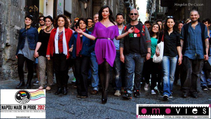 NAPOLI PRIDE 2012 - VIDEO SPOT
