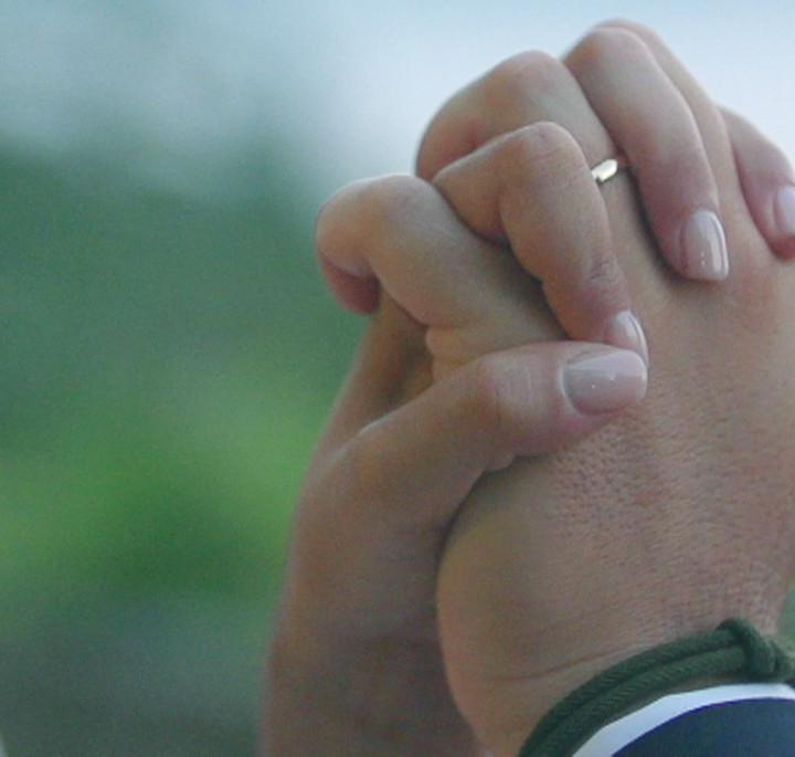 WEDDING IN SLOW MOTION