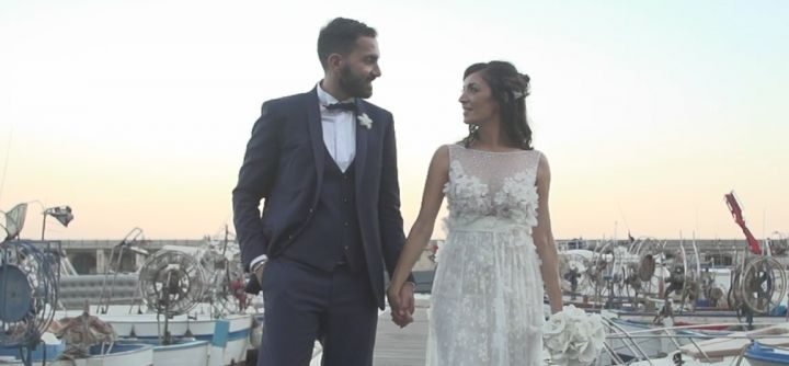 Francesco e Carmela Wedding Trailer