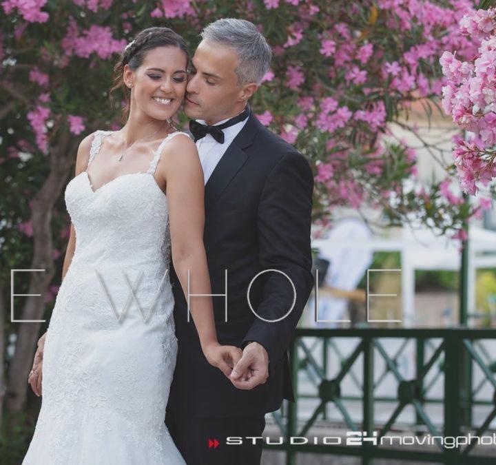 Emilio e Rosanna Wedding Trailer - ONE WHOLE