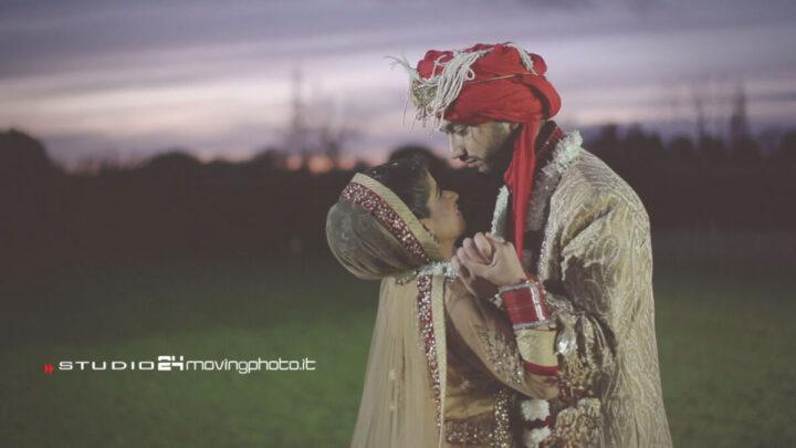 Mario & Rithika's wedding from London to Bologna
